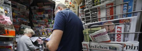 Les audiences de la presse quotidienne nationale en forte hausse