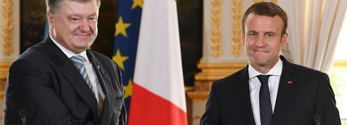 La France «ne reconnaîtra pas l'annexion de la Crimée», réaffirme Macron