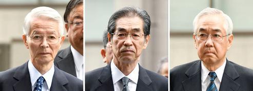 Trois ex-dirigeants de Tepco comparaissent dans le premier procès de Fukushima