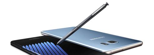 Malgré le fiasco du Note 7, Samsung va faire renaître la gamme Galaxy Note