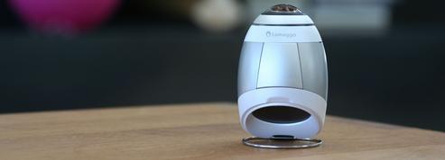 Tamaggo 360LiveCam, la photo et la vidéo à 360° en live