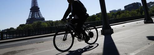 A Paris, une nouvelle piste cyclable entre Boulogne et le pont Bir-Hakeim