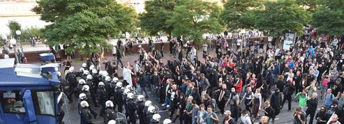 De Seattle au G20 de Hambourg, des sommets émaillés de violences