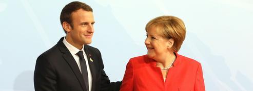 Au G20, Macron et Merkel actent leurs désaccords avecWashington sur le climat