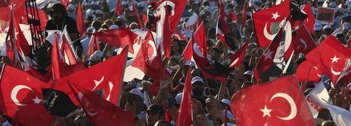 Turquie: un rassemblement géant contre Erdogan à Istanbul