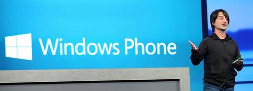 Microsoft ne mettra plus jamais à jour ses Windows Phone