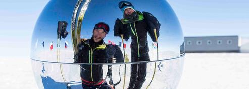 Stéphanie Gicquel, 74 jours d'Antarctique dans l'objectif