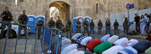 Jérusalem : tensions sur l'esplanade des Mosquées
