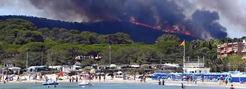 Incendies : «Le mistral devrait progressivement s'atténuer d'ici à samedi»