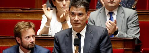 """Olivier Faure (PS) : « Macron c'est pas Jupiter, c'est Janus, le dieu du """"en même temps""""»"""