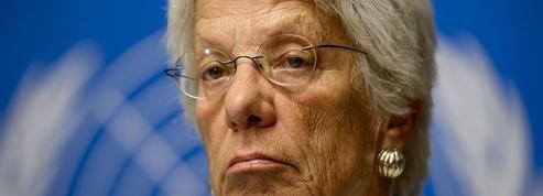 Syrie: «frustrée», Carla Del Ponte veut quitter la Commission d'enquête de l'Onu
