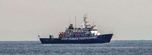 À bord du C-Star, des activistes d'extrême droite venus de toute l'Europe