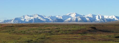 La toundra, passeur de mercure pour l'océan Arctique
