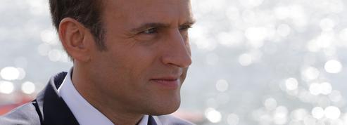 Macron élu personnalité de moins de 40 ans la plus influente du monde
