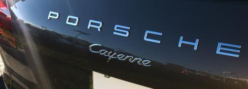 DieselGate: la Suisse suspend les nouvelles immatriculations de Porsche Cayenne