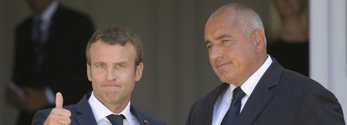 Travailleurs détachés: Macron repart d'Europe de l'Est avec l'espoir d'un accord