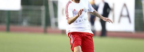 Matt Pokora buteur en Coupe de France avec un club amateur du Var