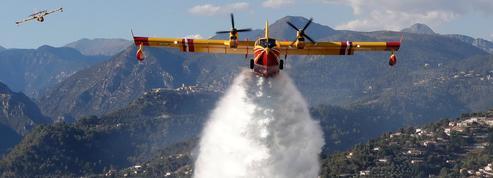2017, année record pour les pompiers du ciel