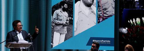 Colombie: les Farc font la fête à Bogota