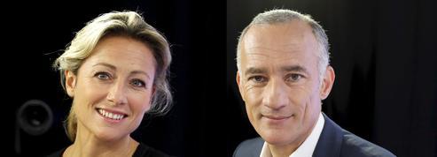 Nouvelle bataille en perspective entre les JT de TF1 et France 2