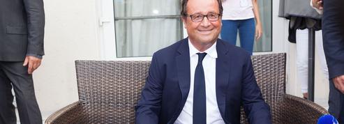 François Hollande redevient président... de sa fondation