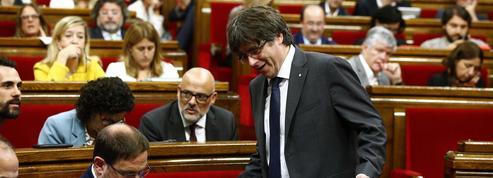 La Catalogne ouvre la voie au scrutin sur l'indépendance