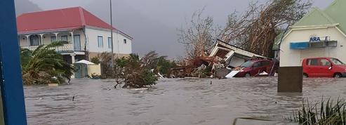 La solidarité s'organise autour des sinistrés de l'ouragan Irma