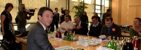La restructuration de Nokia suspendue après une réunion à Bercy