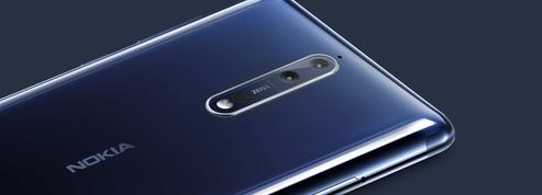Nous avons testé le Nokia 8 : un retour imparfait sur le haut de gamme