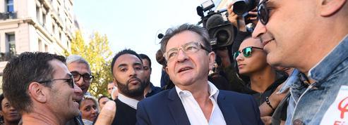 Manifestation: le pari de Mélenchon pour devenir l'opposant numéro un
