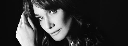 Carla Bruni: «Une chanson, c'est comme un parfum»