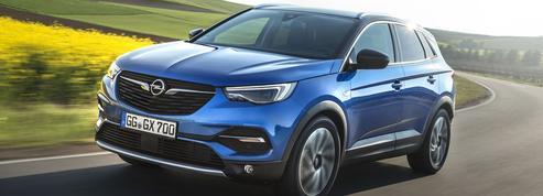 Opel Grandland X, vrai-faux jumeau du 3008
