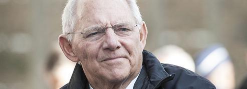Schäuble prêt à monter au front contre l'AfD au Bundestag