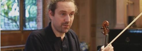 Après le vol de ses instruments, le violoniste Julien Chauvin lance un SOS
