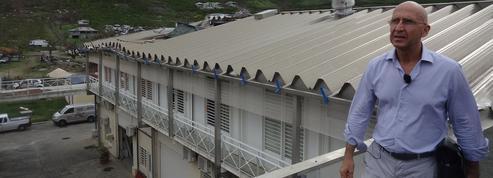 Saint Martin: «Reconstruire pour se protéger des ouragans»