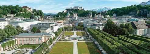 Dans les jardins des facétieux princes de Salzbourg