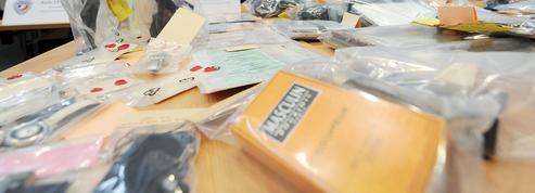 À Reims, des objets saisis par la justice sont distribués à des associations caritatives