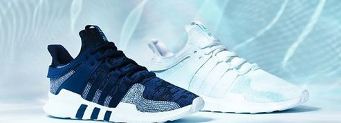Adidas lutte contre la pollution des océans avec ses baskets