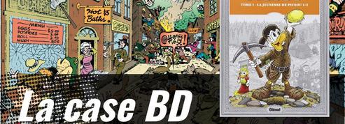 La case BD: Picsou ou leself-made-man dans toute sa splendeur