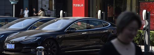 Tesla va construire des voitures en Chine