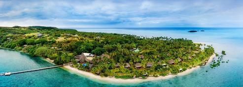 Aux îles Fidji, le Jean-Michel Cousteau Resort, paradis des plongeurs