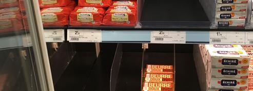 La crise du beurre «illustre les dysfonctionnements de la grande distribution»