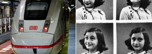 La compagnie ferroviaire allemande pense appeler un train Anne Frank, les associations s'indignent