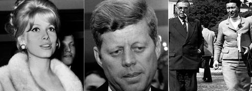 Deneuve, Sartre et Beauvoir apparaissent dans les archives Kennedy de la CIA