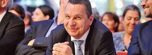 Luc Lesénécal, porte-drapeaudes Entreprises du Patrimoine Vivant