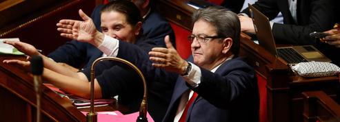 Mélenchon relance l'idée d'un (petit) déferlement sur les Champs-Élysées
