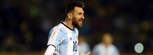 Messi voit les Bleus briller au Mondial 2018