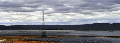 Énergie: le Brésil commence à profiter du soleil