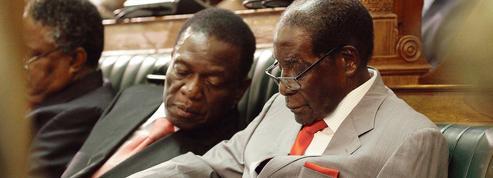 Zimbabwe : le «Crocodile» Emmerson Mnangagwa en embuscade