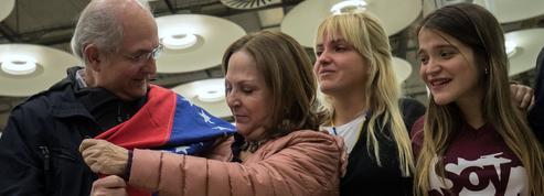 «Prépare toi, Maduro» : exilé en Espagne, le maire de Caracas poursuit son combat